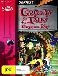 Grizzly Tales for Gruesome Kids Season 01