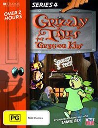 Grizzly Tales for Gruesome Kids Season 04
