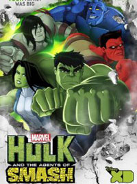 Hulk and the Agents of S.M.A.S.H. Season 01