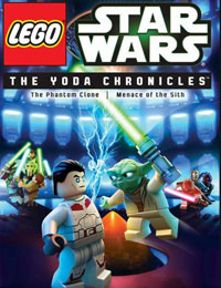 Lego Star Wars: The New Yoda Chronicles – Race for the Holocrons