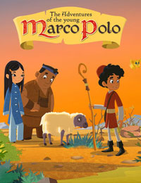 The Travels of the Young Marco Polo